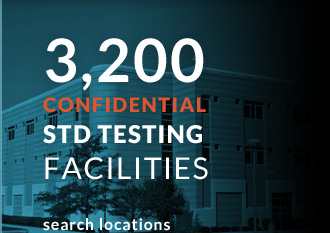 3,200 Confidential STD Testing Facilities