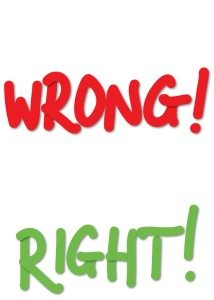 Myths - Wrong or Right