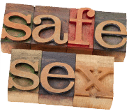 safe sex blocks