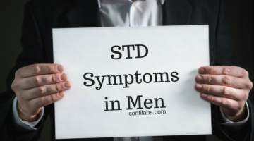 STD Symptoms in Men